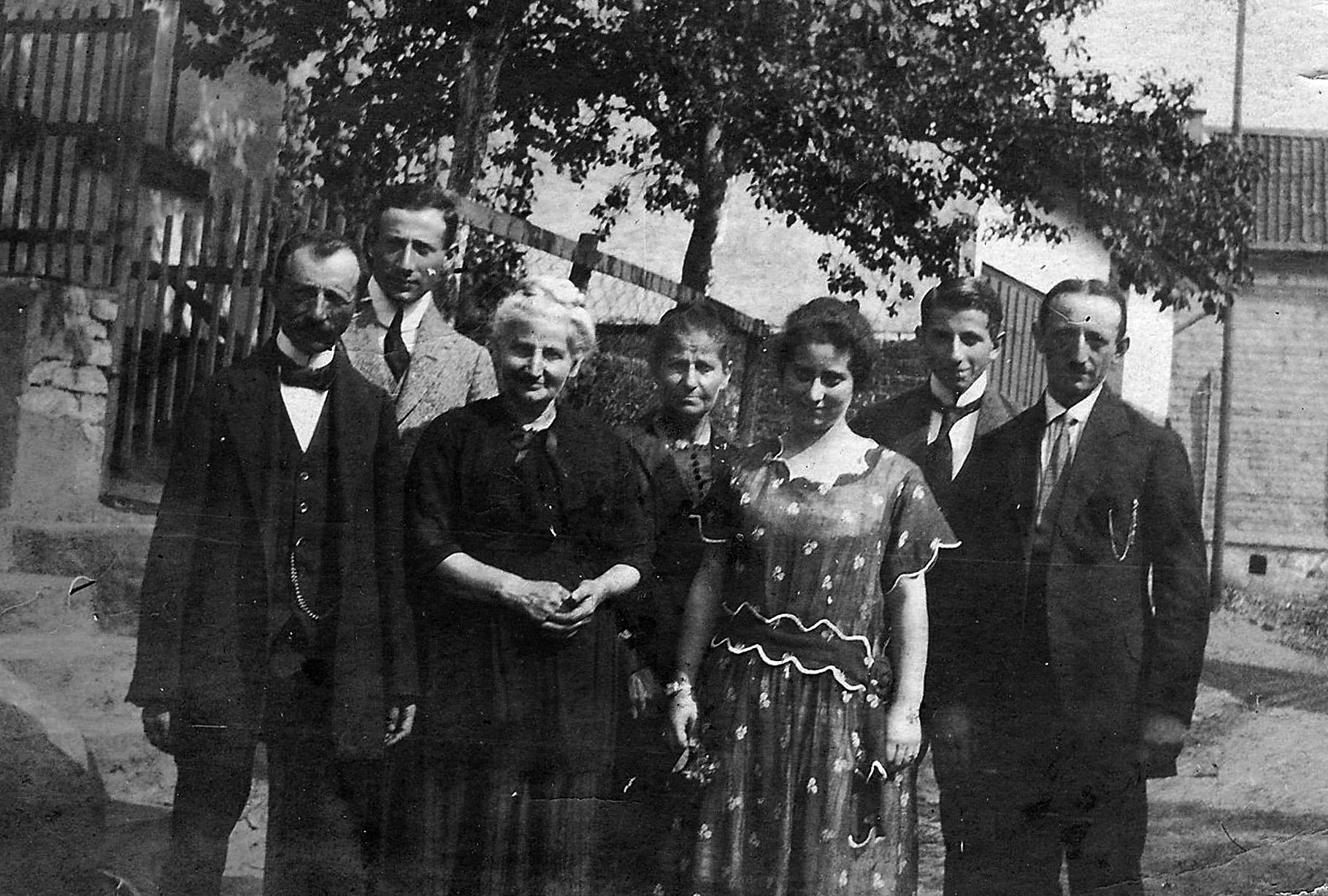 Familie Tobias, Hamm/Sieg