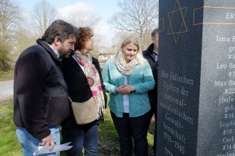 Mahnmal in Haaren