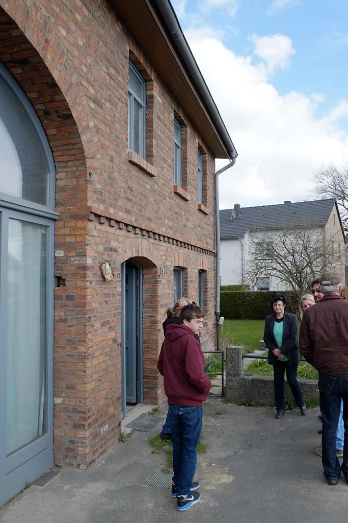 Ehemaliges Wohnhaus von Walter Tobias und seiner Familie