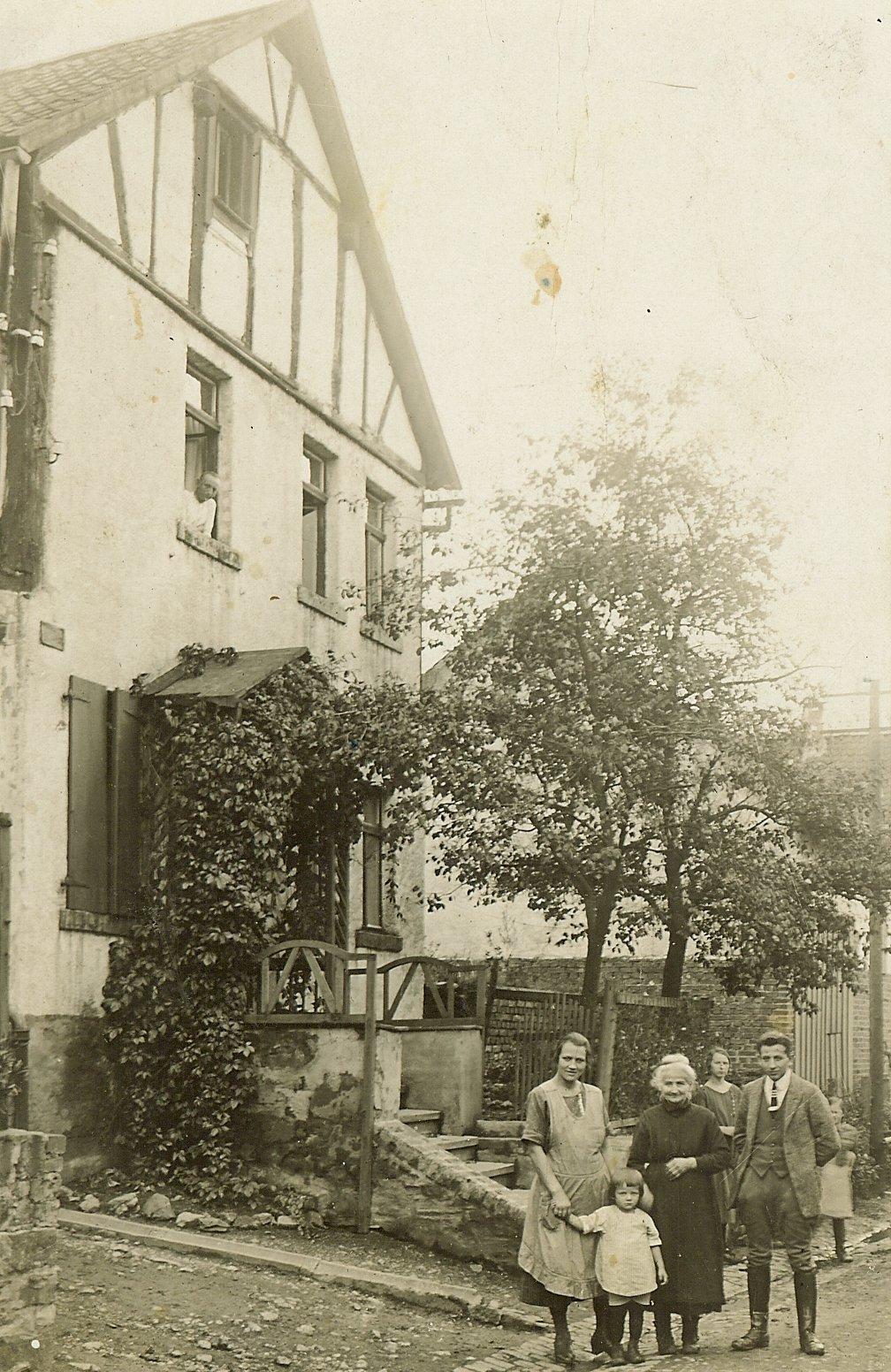 Haus Tobias Scheidterstr.