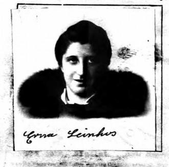 Erna Leinhos née Mayer