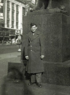 Harry Tobias in New York