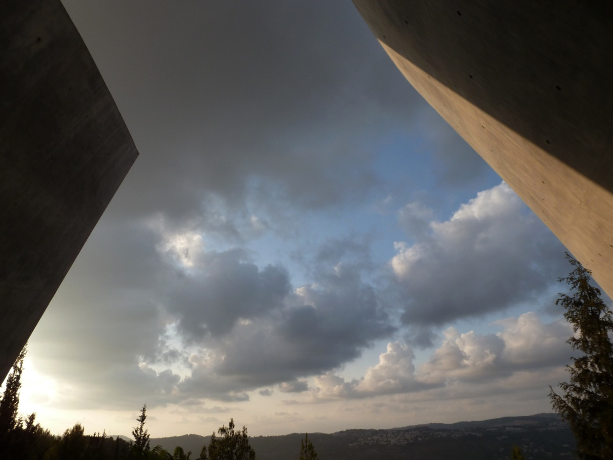 Yad Vashem, November 2011