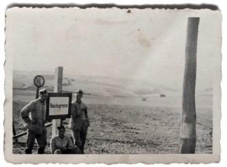 Reichsgrenze 1938