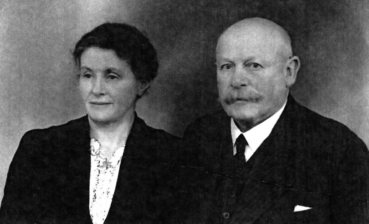 Selma und Gustav Tobias, Quelle: Lothar Zimmermann, Rodenbach