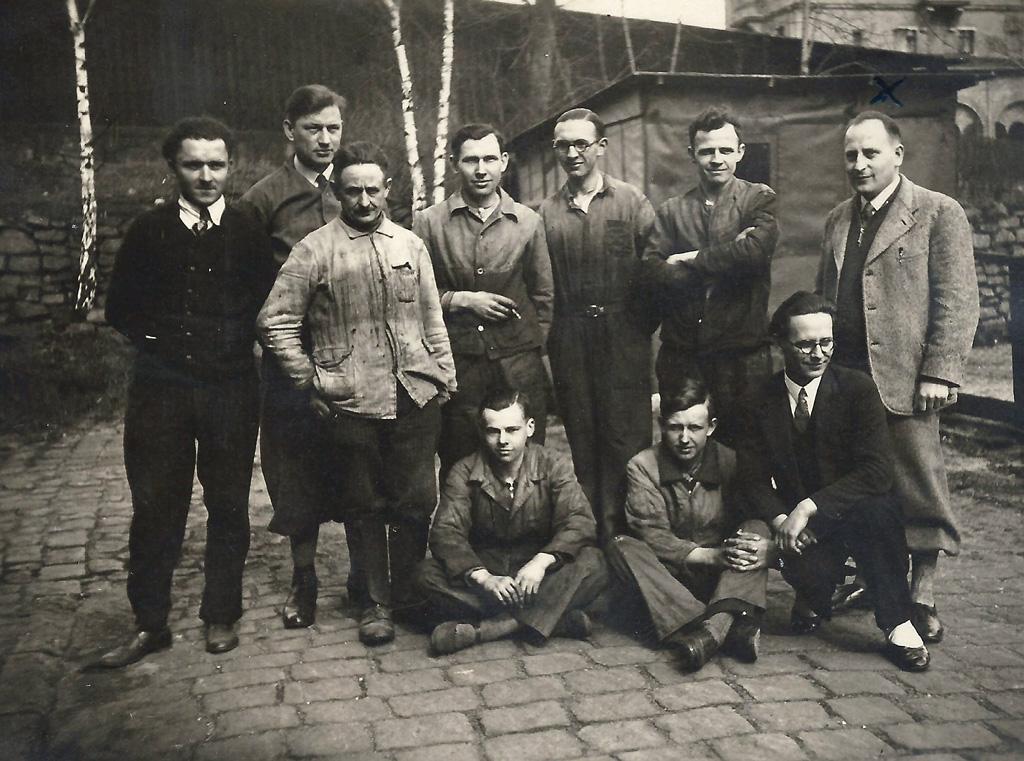 Greco-Mitarbeiter