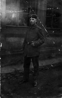 Robert Kronenthal 1915