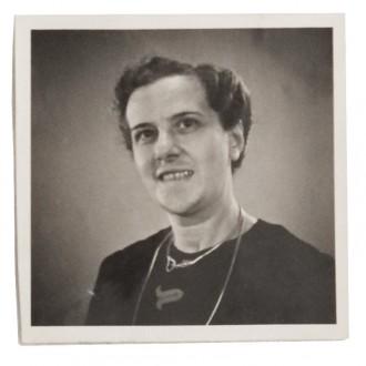 Johanna Hönigsberger, née Marx
