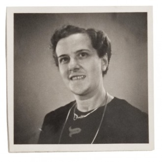 Johanna Hönigsberger, geb. Marx
